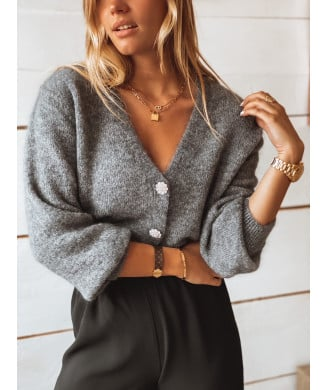 PULL GILET STARMY